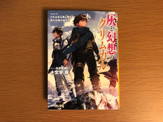 【最速レビュー】灰と幻想のグリムガル12巻を読んだ感想